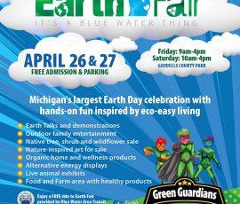 Free Shuttles to Earth Fair