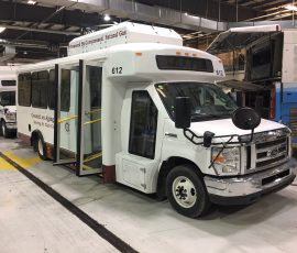 Transit Adds Second Batch of Buses!